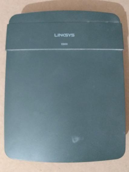 Roteador Linksys E900