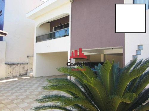 Imagem 1 de 29 de Casa Com 3 Dormitórios À Venda, 457 M² Por R$ 700.000,00- Jardim Santana - Americana/sp - Ca1995