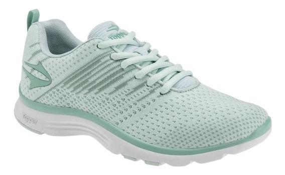Zapatillas Topper Point Verde Agua + Envío + ¡¡¡cuotas!!!