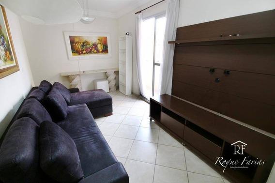 Apartamento Com 2 Dormitórios Para Alugar, 64 M² Por R$ 1.100,00/mês - Bussocaba - Osasco/sp - Ap4300