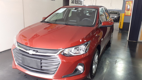 Chevrolet Onix Ltz 2021