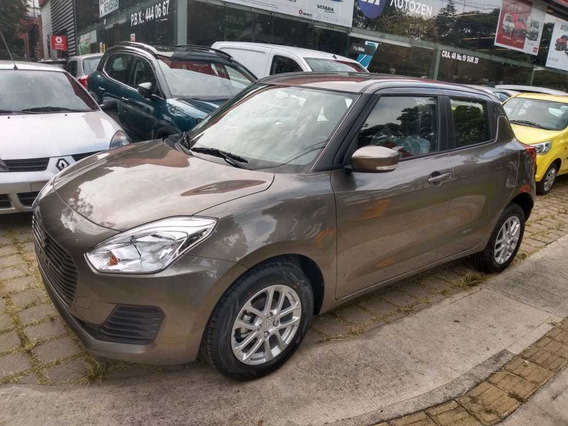 Suzuki New Swift Mecanico 1.2 Gl Modelo 2020 Color Rojo