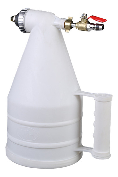 3000ml Hopper Spray Gun Paint Texture Tool Rociador De
