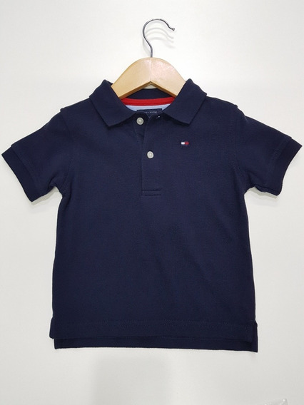 Camiseta Polo Tommy Hilfiger Baby