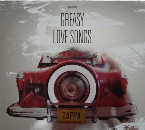 Greasy Love Songs - Zappa Frank (cd)