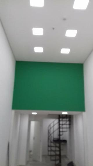 Loja À Venda, 44 M² Por R$ 430.000,00 - Encruzilhada - Santos/sp - Lo0062