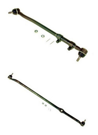 Barra Direção F1000 1968 A 1991 ( Jg Barra Longa E Curta)