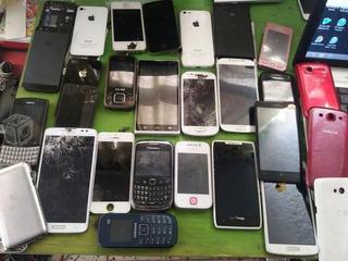 Lote De Accesorios Para Nokia Alcatel Y Lg.