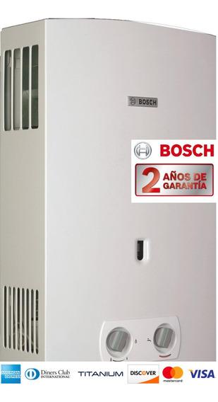Calefon Bosch 20 Lts, A Gas.nuevo