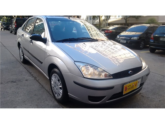 Ford Focus 1.6 Glx Sedan 8v Flex 4p Manual