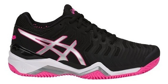 Tênis Asics Gel Resolution 7 Clay Feminino Saibro