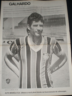 Poster Galhardo Revista Do Fluminense 148