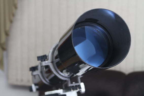 Telescópio Refrator Apogee 127mm F9 Acromático , Ota