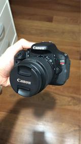 Câmera Fotográfica Canon T3i Eos Rebel