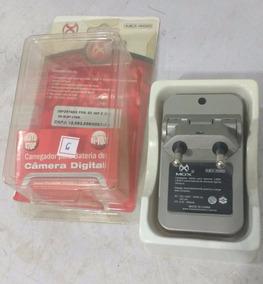 Carregador Bateria Camera Digital Mox Mo40 C