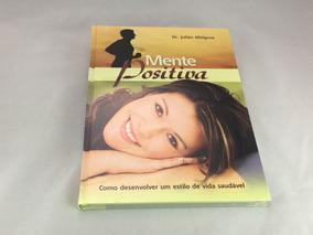 Kit Com 5 Livros Mente Positiva Capa Dura - Novo Lacrado