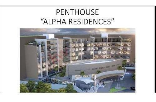 Penthouse En Renta, Nuevo, Sonata, Town Center, Alpha Residences, Amenidades, 2 Recámaras