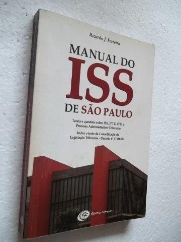 * Iss De São Paulo - Livro