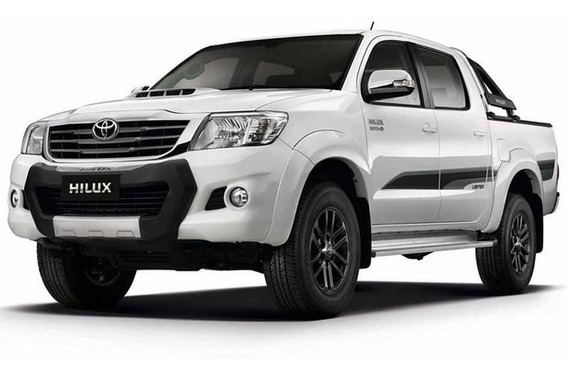 (6) Sucata Toyota Hilux 2015 4x4 Diesel Retirada De Peças