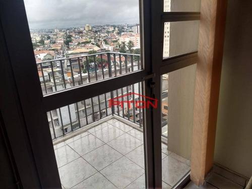 Apartamento À Venda, 66 M² Por R$ 340.000,00 - Penha De França - São Paulo/sp - Ap1781