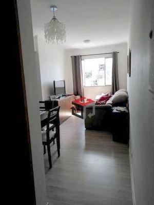 Apartamento Com 2 Dormitórios À Venda, 65 M² Por R$ 230.000 Rua Alípio Correa Neto, 170 - Planalto - São Bernardo Do Campo/sp - Ap38622
