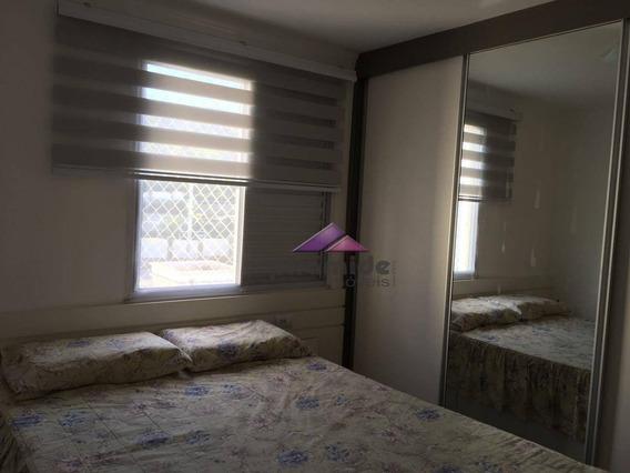 Apartamento Com 2 Dormitórios À Venda, 45 M² Por R$ 196.000,00 - Parque Residencial Flamboyant - São José Dos Campos/sp - Ap8920