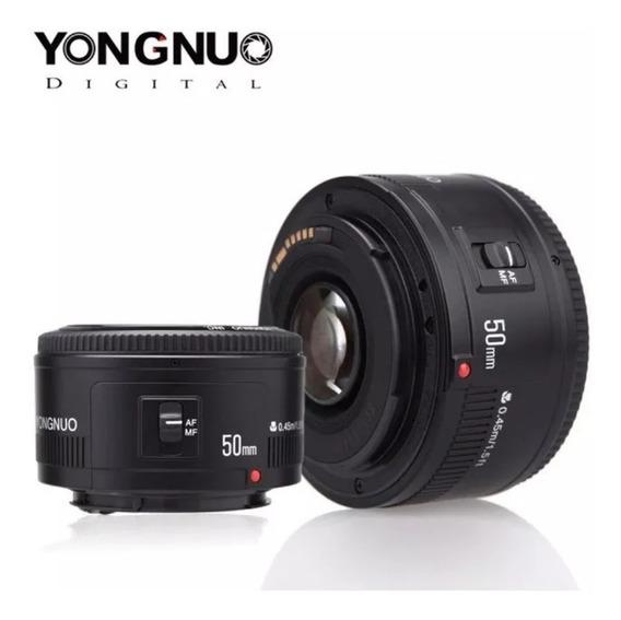 Lente 50mm Yongnuo Digiital