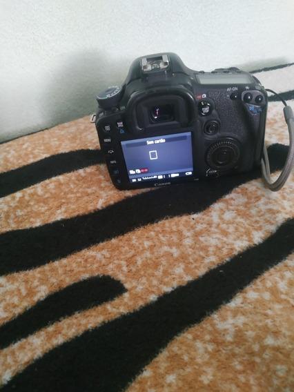 Câmera Fotográfica Canon Ios7d