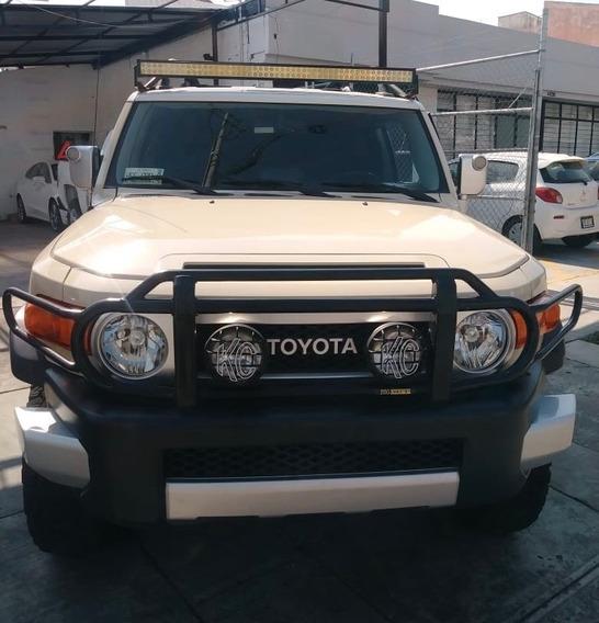 Toyota Fj Crusier 2009