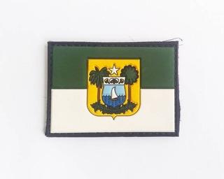 Bandeira Emborrachada Do Rio Grande Do Norte
