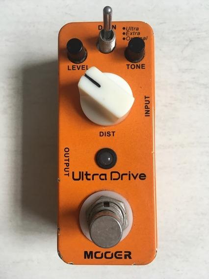 Pedal Mooer Ultra Drive