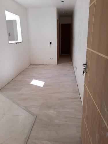 Imagem 1 de 7 de Apartamento 2 Quartos Santo Andre - Sp - Vila Tibirica - Rm08ap