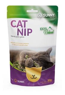 Atrayente Hierba Gato Cat Nip Sunny 30 G Sp-3799
