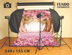 Fundo Fotografico Tecido Newborn, Backdrop Oferta