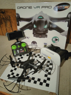 Dron Vr Pro Vica Rc