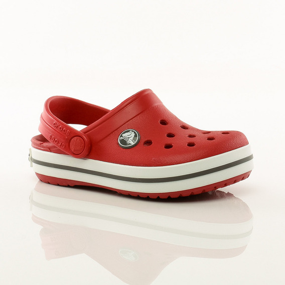 Sandalias Crocband Kids Pepper Crocs Fluid Tienda Oficial