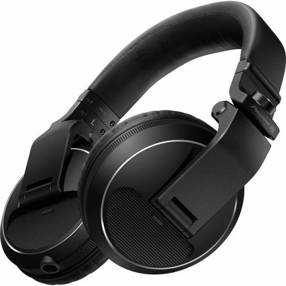 Fone De Ouvido Hdj X5 Pioneer Dj C/ Nota Fiscal Garantia Loja Absolute Beat Music