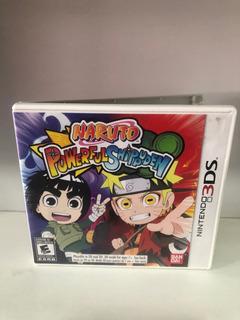 Jogo- Naruto Powerful Shippude- Nintendo 3ds