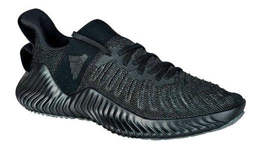 Tenis adidas Alphabounce M Black Tallas De #25 A #28 Hombre