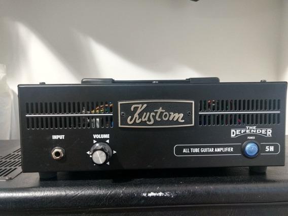 Amplificador Guitarra Valvulado Kustom 5h
