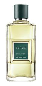 Perfume Vetiver Guerlain Masculino Edt 100ml Original