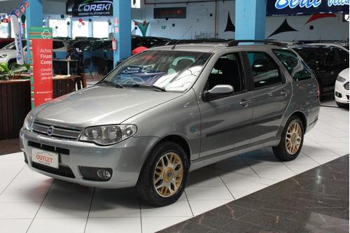 Imagem 1 de 13 de Fiat Palio 1.8 Mpi Hlx Weekend 8v Flex 4p Manual