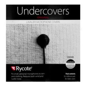 Adesivo Rycote Undercover Para Lapela C/ 30 - 3 Cores