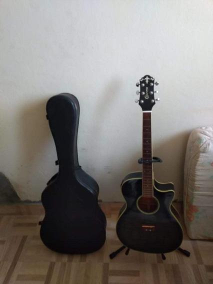 Violão Folk Crafter