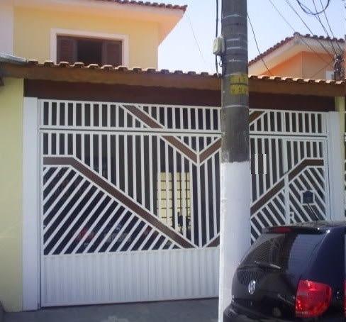 Imagem 1 de 8 de Casa Sobrado Para Venda, 2 Dormitório(s), 124.0m² - 6279