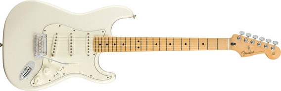 Fender Player Stratocaster Guitarra Electrica Maple