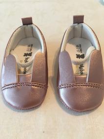 Sapato Bebê Infantil Teddy Boom 16/17 Menina Orelinhas