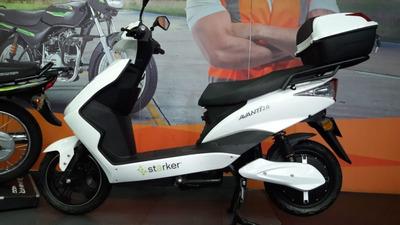 Ciclomotor Eléctrico Starker Avanti 2.0