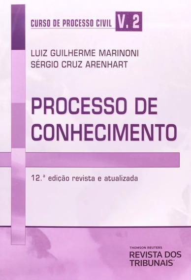 Livro Curso De Processo Civil V.2 - Processo De Conhecimento