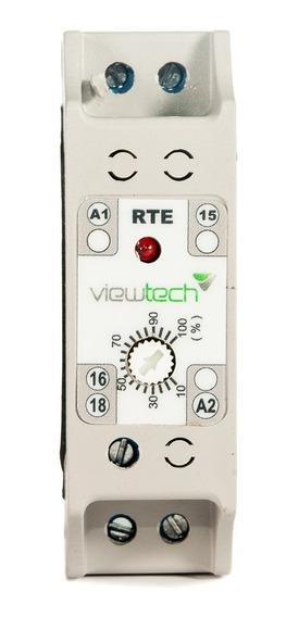 Rele Temporizador Retardo 220v View Tech